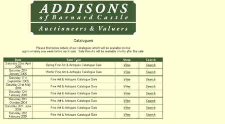 addisons-catalogues.co.uk