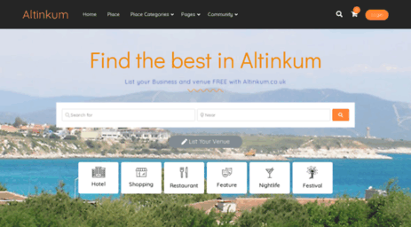 altinkum.co.uk