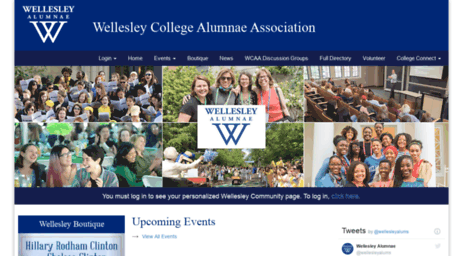 wellesley college website