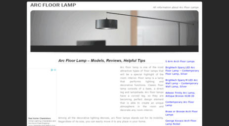 arcfloorlamp.us