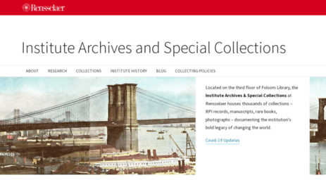 archives.rpi.edu