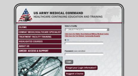 army net login
