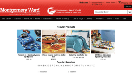 Visit Bedding Wards Com Montgomery Ward Buy Now Pay Later Credit