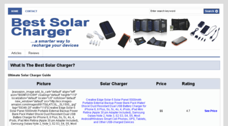bestsolarcharger.net