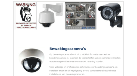 bewakings-cameras.be