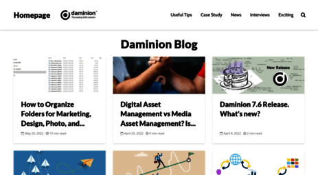 blog.daminion.net
