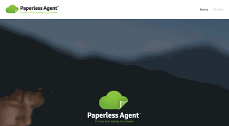 thepaperlessagent