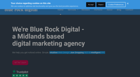 bluerockdigital.co.uk