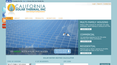 californiasolarthermal.com