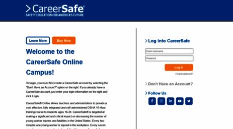 campus careersafe online
