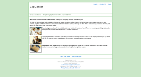 capcenter.mortgage-application.net