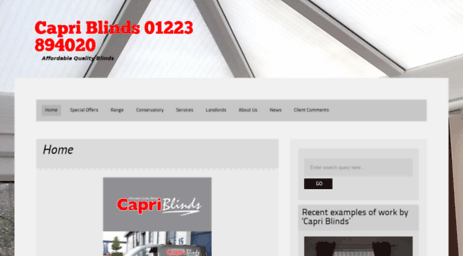 capriblinds.co.uk