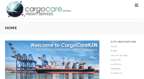 cargocaredbn.co.za