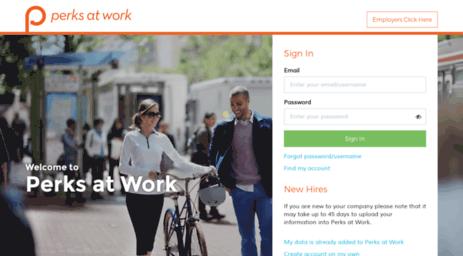 My Perks At Work >> Visit Carillion Corporateperks Com Sign In Perks At Work