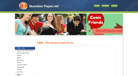 cbse-10th.questionpaper.net
