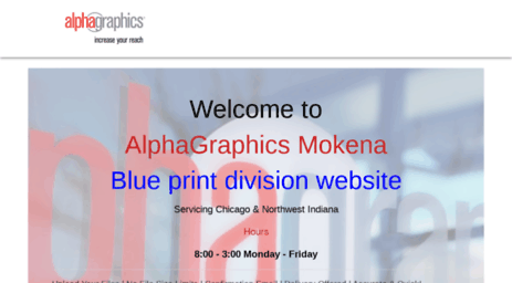Visit digitalblue digital blue blueprint plotters printing the industry leader in print and marketing communications alphagraphics full service print shop services include brochure printing business cards colourmoves