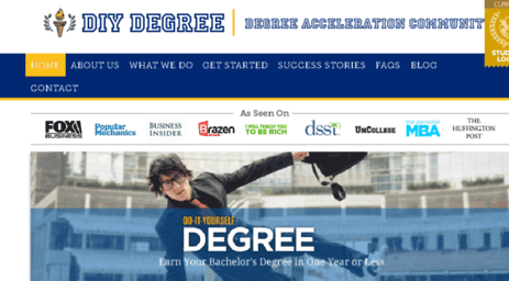 Visit doityourselfdegree diy degree get a bachelors degree doityourselfdegree solutioingenieria Image collections