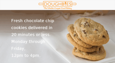 Image result for doughbies cookies