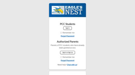 eaglesnest.pcci.edu