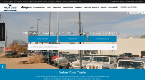 Amazing Edvoyleschryslerjeep.net. Ed Voyles Chrysler Dodge Jeep ...