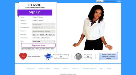 number one dating site in nigeria