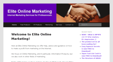 eliteonlinemarketing.net