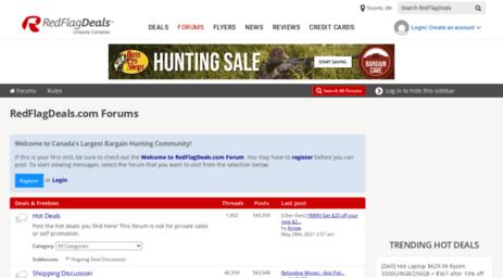 Visit F Redflagdeals Com Redflagdeals Com Forums Canada S Shopping Deals And Coupons Community
