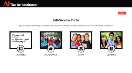 faculty portal aii edu