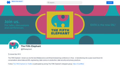 fifthelephant.in