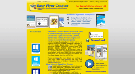 Visit Flyerscreator.com - Designing Flyers, Business Flyer Templates ...