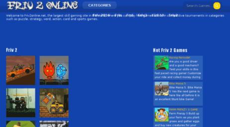 Friv games 2 com www gma.amritasingh.com: The