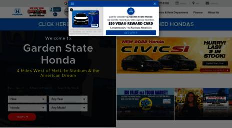 Gardenstatehonda.com: Garden State Honda: Used Car Dealership In Clifton, New  Jersey Online