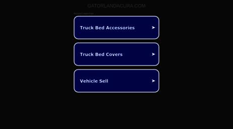 Visit Gatorlandacura.com - Davis Gainesville Acura | New Acura ...