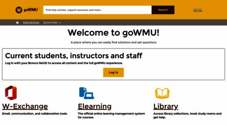gowmu.wmich.edu