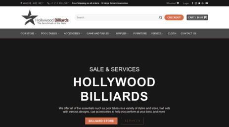 Visit Hbilliardscom Pool Tables Sales Service Supplies - Online pool table sales