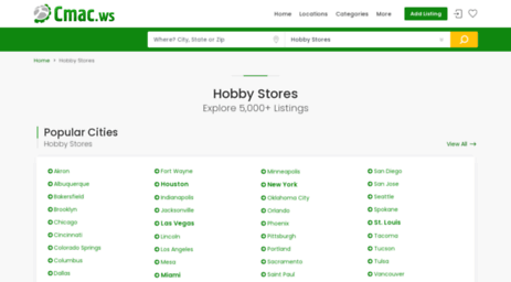 hobby-stores.cmac.ws
