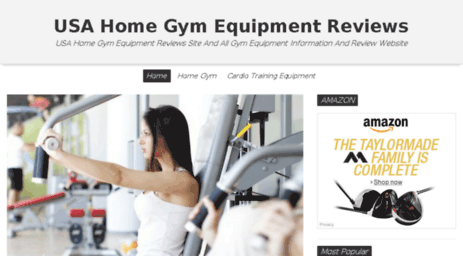homegymequipmentreviews.tk