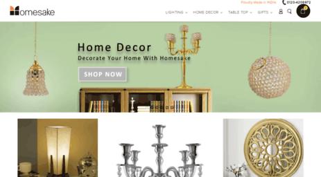 Visit Homesake In Buy Indian Handicrafts Online Craft Items
