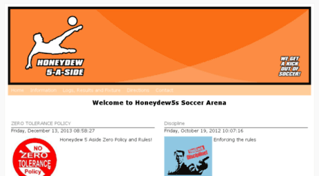 honeydewsoccer.co.za