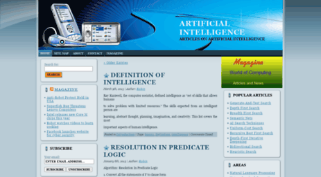 intelligence.worldofcomputing.net