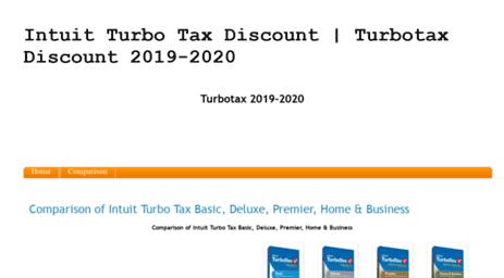 turbotax premier 2018 download discount