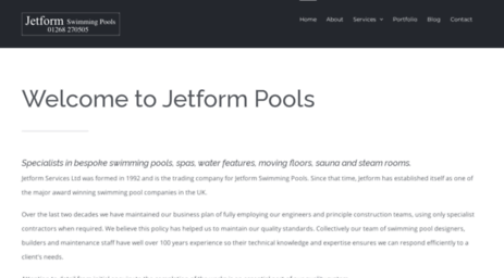jetformpools.co.uk