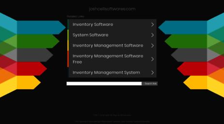 Visit Joshcellsoftwares.com - Joshcellsoftwares.com.