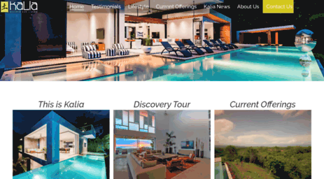 Luxury Real Estates , Luxury Homes , Luxury Villas For Sale At Eco Friendly  Locations In Costa Rica Luxury Community From Kalia Living.
