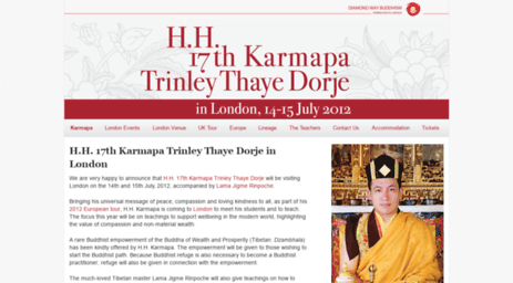 karmapa-london.org