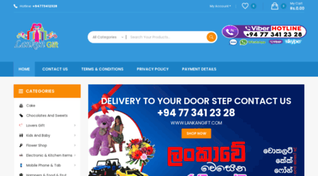 Send Birthday Cakes, Flowers, Foods, Hampers to Loved Ones. LankanGift.Com is the best Online Gifts Shop in Sri Lanka ,Send Surprise Gifts To Your Loved ...