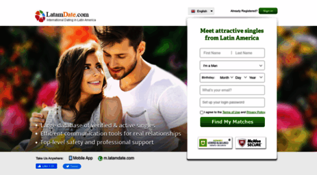 dating-site-latin-america