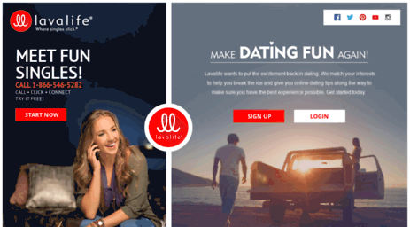 Lavalife online dating