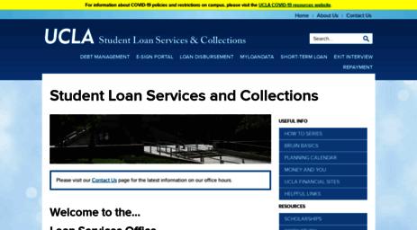 Loans Ucla Edu