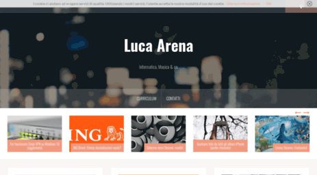 lucaarena.it